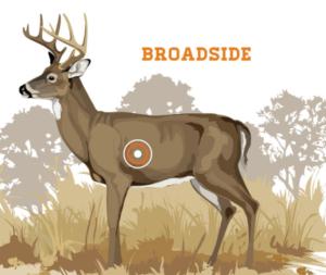 The Broadside Shot