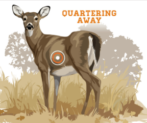 Quartering-Away Shot