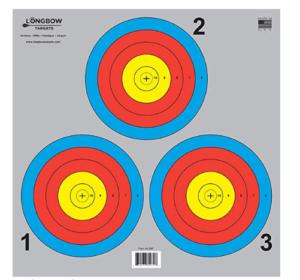 Archery 5 SPOT & 3 SPOT Vegas Targets