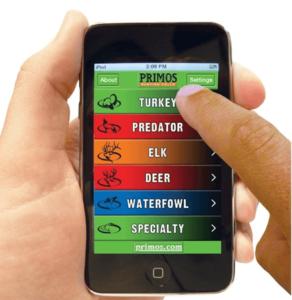 Primos STL Hunting App – Best Animal Calls App