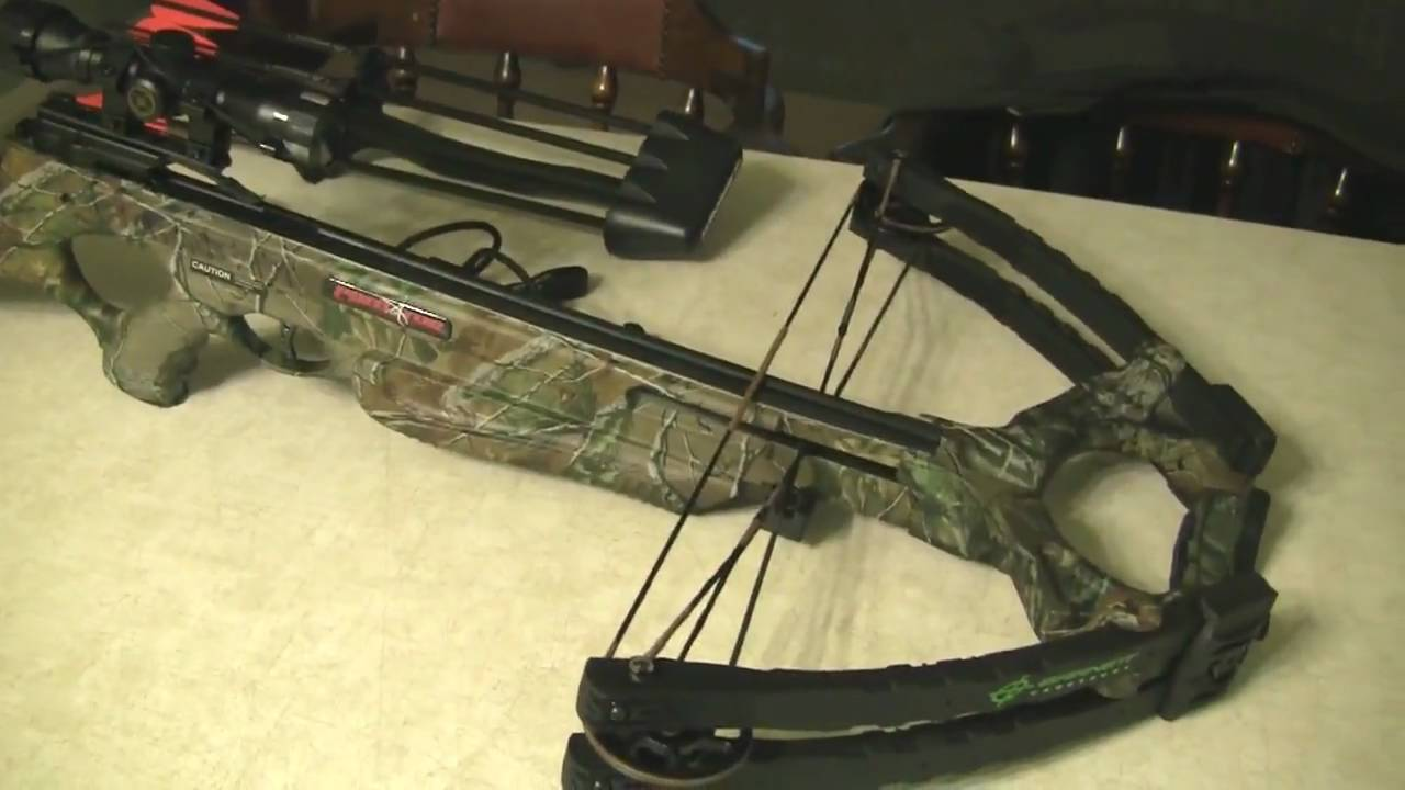 How To Sight In a Barnett 4x32 Crossbow Scope